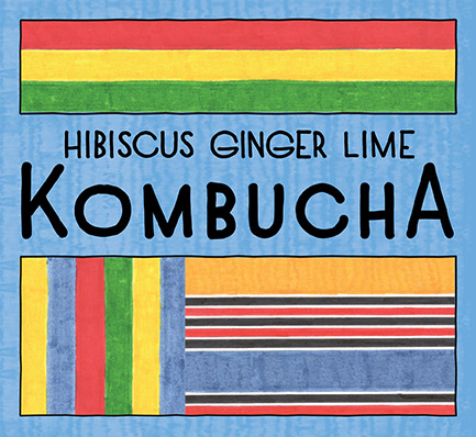 Hibiscus Ginger Lime
